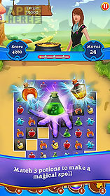 Magic puzzle: match 3 game for Android free download at Apk