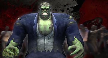 Modern zombie defense n combat