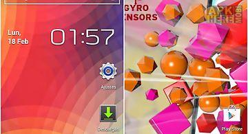 My 3d image gyro depth effect