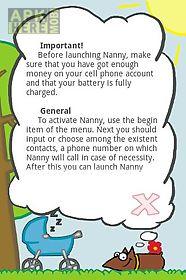 nanny (free)