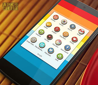 Shadow theme apex/nova/adw/go for Android free download at