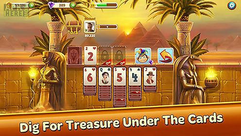 solitaire treasure hunt