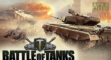 Tank strike: battle of tanks 3d