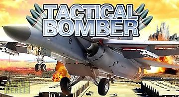 Sky force: tactical bomber 3d