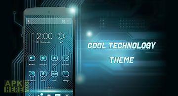 Cool technology-solo theme