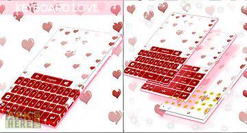 Love keyboard free