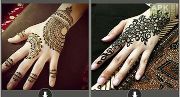 Mehndi Designs App Download : Latest mehndi design for android free download at apk here store