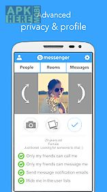 b messenger - free video chat