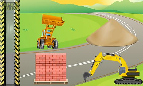 digger games for kids toddlers