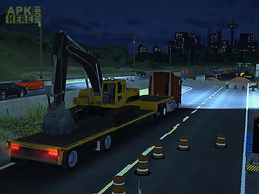 Truck simulator pro 2 for Android free download at Apk Here
