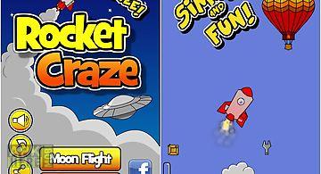 Rocket craze - flight to the moo..