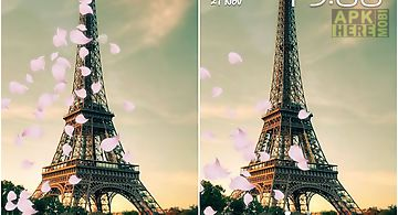 Pairs: eiffel tower Live Wallpap..
