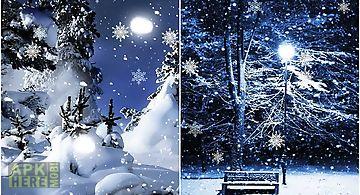 Winter dreams hd Live Wallpaper