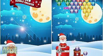 Bubble shooter: frozen puzzle