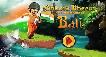 Chhota bheem throne of bali