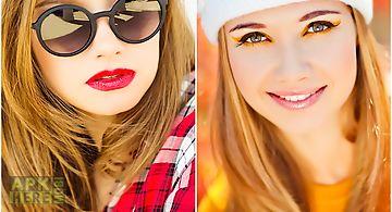 Selfies beauty camera