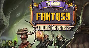 Td game fantasy tower defense