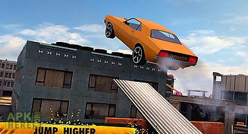 City rooftop stunts 2016