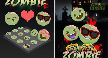 Touchpal zombie emoji pack