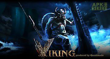 Viking ii go launcher theme
