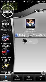 générations hip hop rap radios