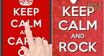 Keep Calm Wallpapers For Android Free Download At Apk Here Store