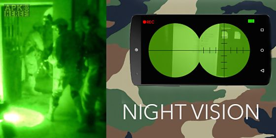 Night vision camera prank for Android free download at Apk