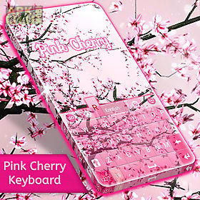 pink cherry go keyboard