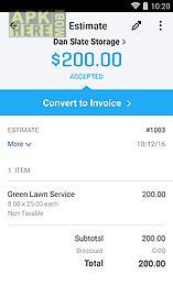 quickbooks accounting+invoice