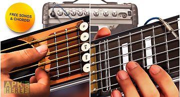 Real guitar: chords, tabs free