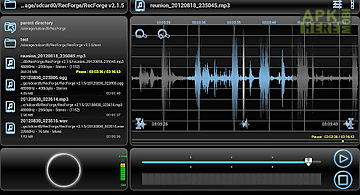 Recforge lite - audio recorder