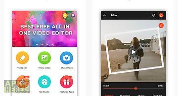 Videoshow - video editor,music