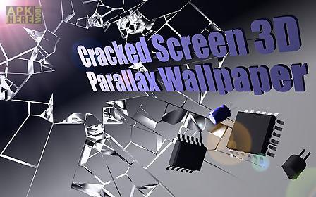 cracked screen 3d parallax hd