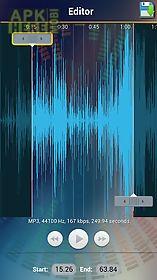 easy mp3 cutter ringtone maker apk