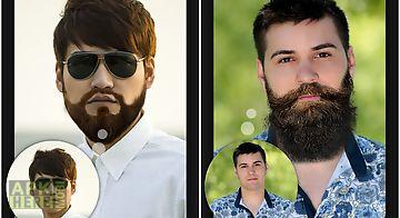 Mustache and beard changer