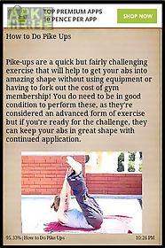 abdominal exercise tutorials