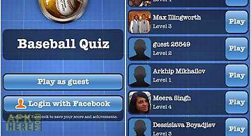 Baseball quiz free