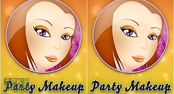 Party makeup free
