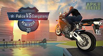 Police vs gangster: new york 3d