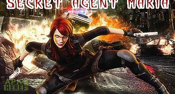 Secret agent maria