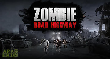 Zombie road highway