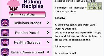 Baking recipe cooking tips