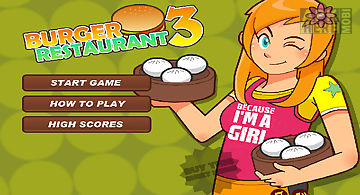 Burger restaurant Ⅲ