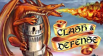Clash and defense