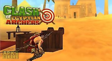 Clash of egyptian archers