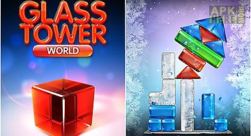 Glass tower world