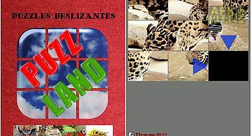 Puzzland sliding puzzles