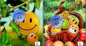 Smiles Live Wallpaper