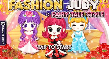 Fashion judy: fairy tale style