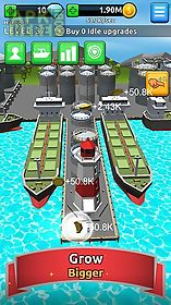 harbor tycoon clicker